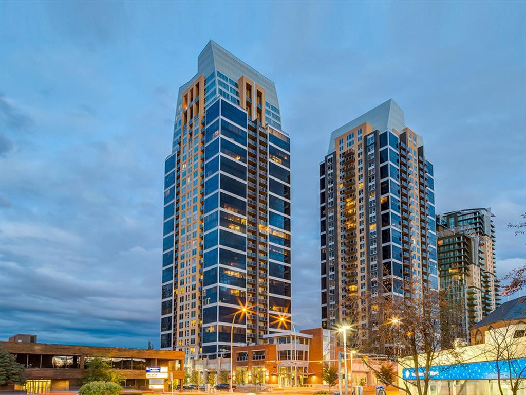 Main Photo: 1702 211 13 Avenue SE in Calgary: Beltline Apartment for sale : MLS®# A1042829