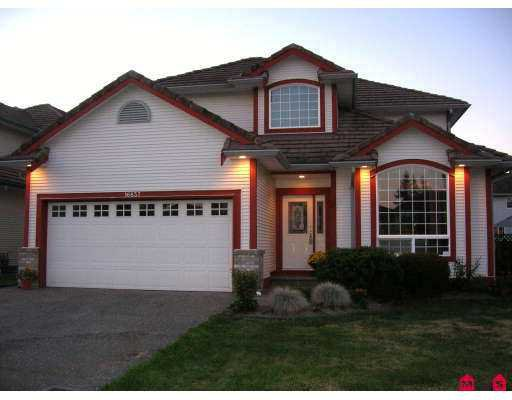 "Main Photo: 16837 61ST AV in Surrey: Cloverdale BC House for sale in ""PARKVIEW TERRACE"" (Cloverdale)  : MLS®# F2618665"