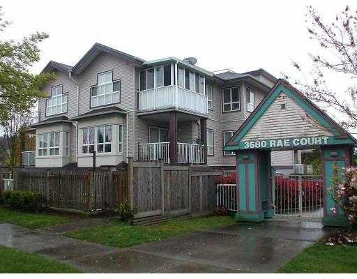 "Main Photo: 405 3680 RAE AV in Vancouver: Collingwood Vancouver East Condo for sale in ""RAE COURT"" (Vancouver East)  : MLS®# V553030"