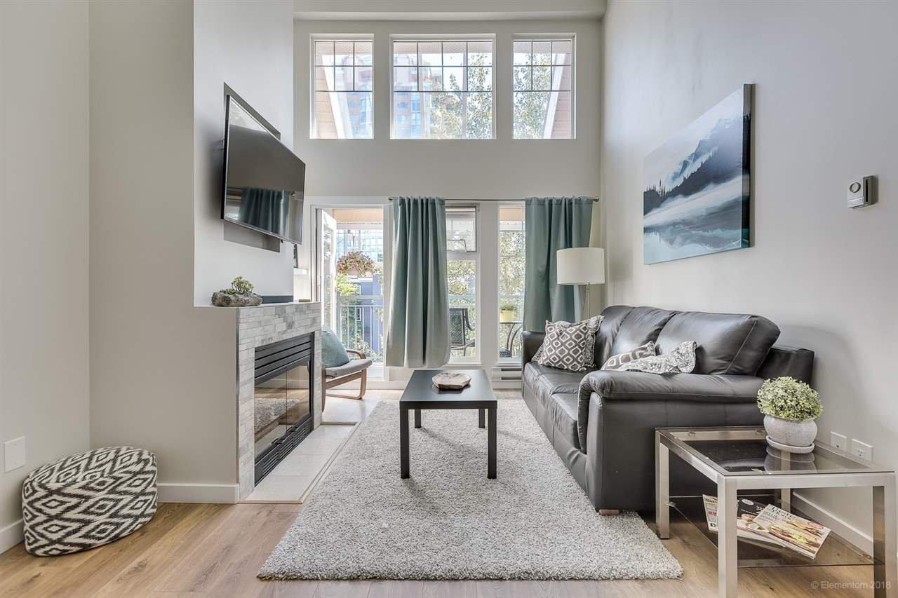 Photo 4: Photos: 410 3075 PRIMROSE Lane in Coquitlam: North Coquitlam Condo for sale : MLS®# R2393225