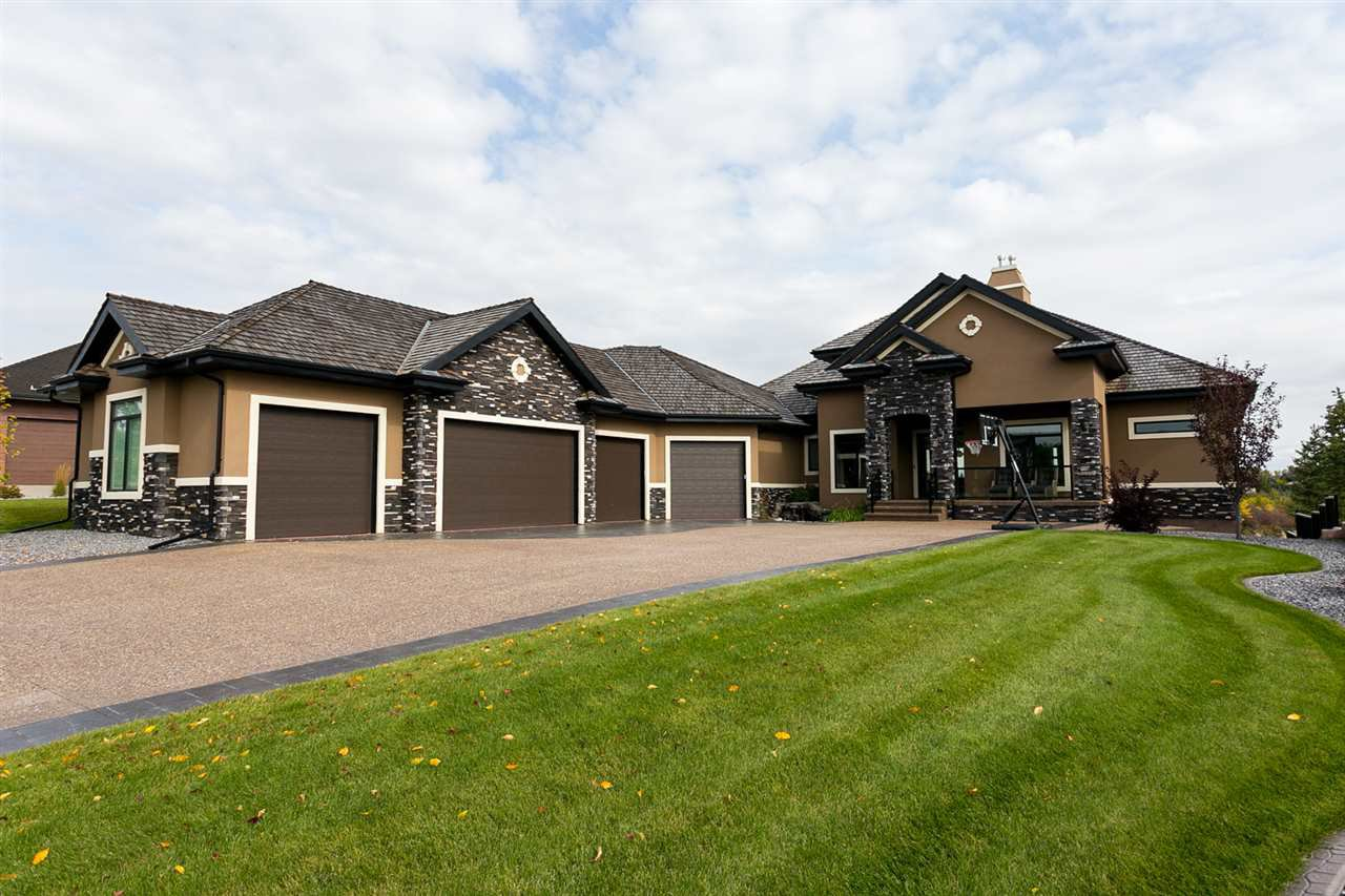 Main Photo: 52 PINNACLE Way: Rural Sturgeon County House for sale : MLS®# E4169356
