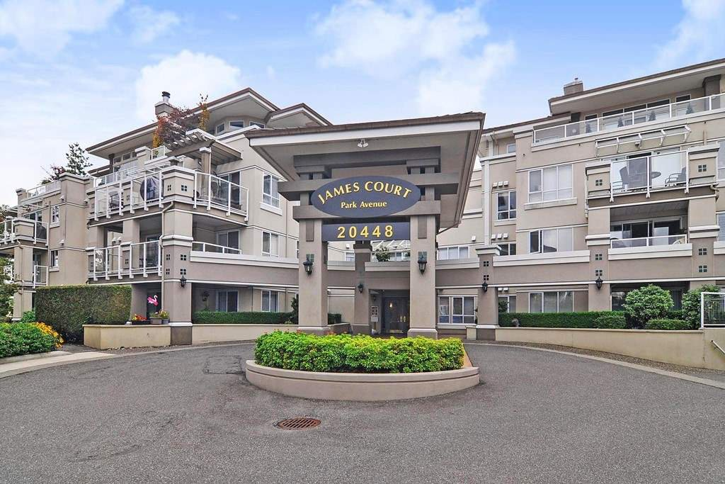"Main Photo: 112 20448 PARK Avenue in Langley: Langley City Condo for sale in ""James Court"" : MLS®# R2401517"