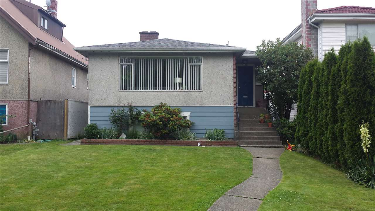 Main Photo: 2517 E 5TH Avenue in Vancouver: Renfrew VE House for sale (Vancouver East)  : MLS®# R2411953