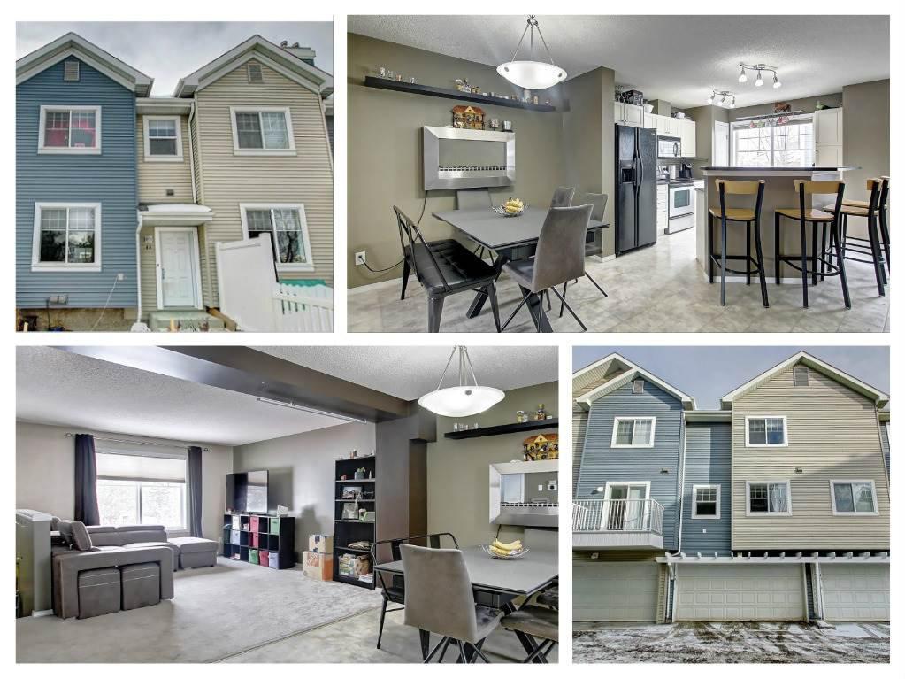 Main Photo: 44 8304 11 Avenue in Edmonton: Zone 53 Townhouse for sale : MLS®# E4186470