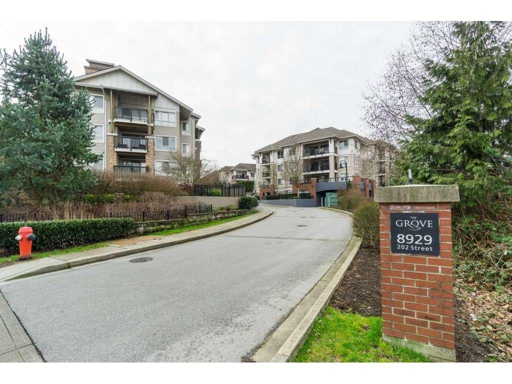 "Main Photo: E205 8929 202 Street in Langley: Walnut Grove Condo for sale in ""THE GROVE"" : MLS®# R2435101"