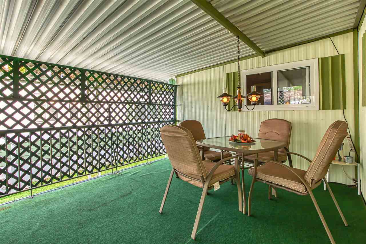 """Photo 14: Photos: 4 7850 KING GEORGE Boulevard in Surrey: East Newton Manufactured Home for sale in """"BEAR CREEK GLEN"""" : MLS®# R2491097"""