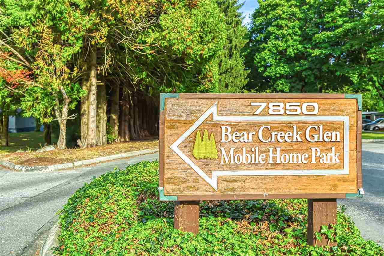 """Photo 19: Photos: 4 7850 KING GEORGE Boulevard in Surrey: East Newton Manufactured Home for sale in """"BEAR CREEK GLEN"""" : MLS®# R2491097"""