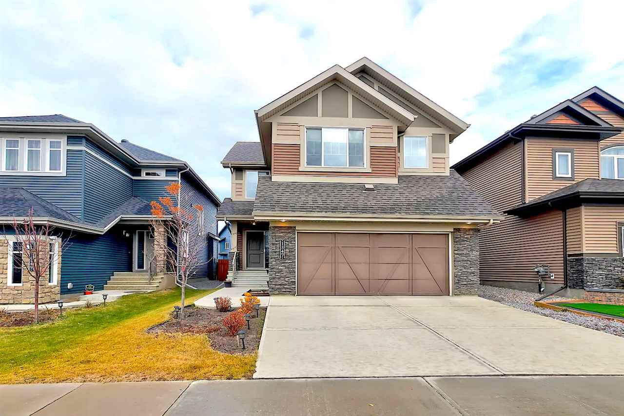 Main Photo: 1347 Watt Drive in Edmonton: Zone 53 House for sale : MLS®# E4220658