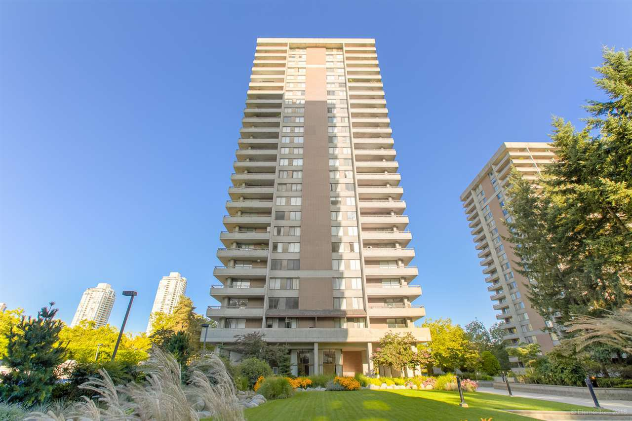 "Main Photo: 702 3755 BARTLETT Court in Burnaby: Sullivan Heights Condo for sale in ""THE OAKS AT TIMBERLEA"" (Burnaby North)  : MLS®# R2398662"