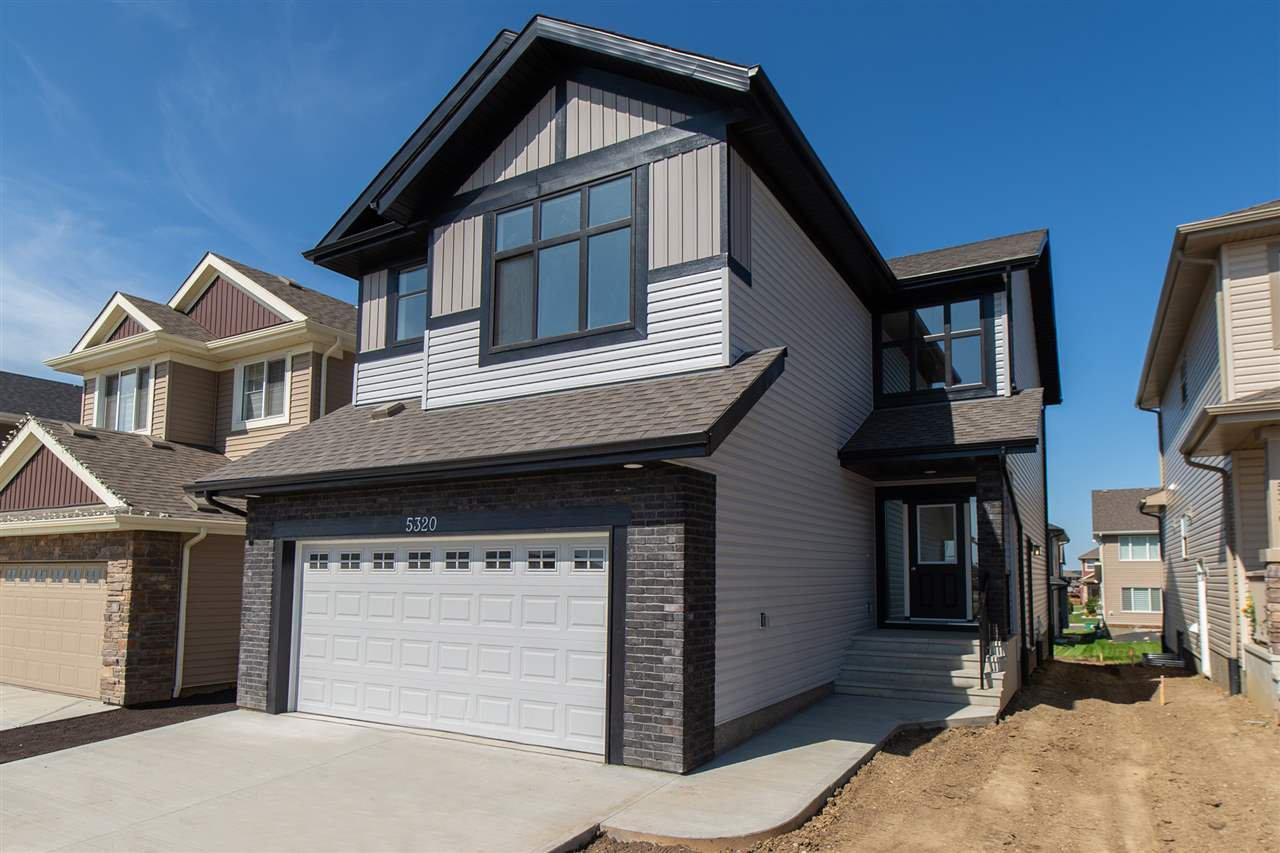 Main Photo: 5320 22 Avenue in Edmonton: Zone 53 House for sale : MLS®# E4170765