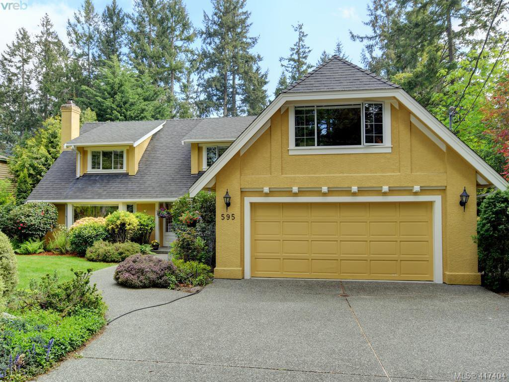 Main Photo: 595 Downey Rd in NORTH SAANICH: NS Deep Cove House for sale (North Saanich)  : MLS®# 828060