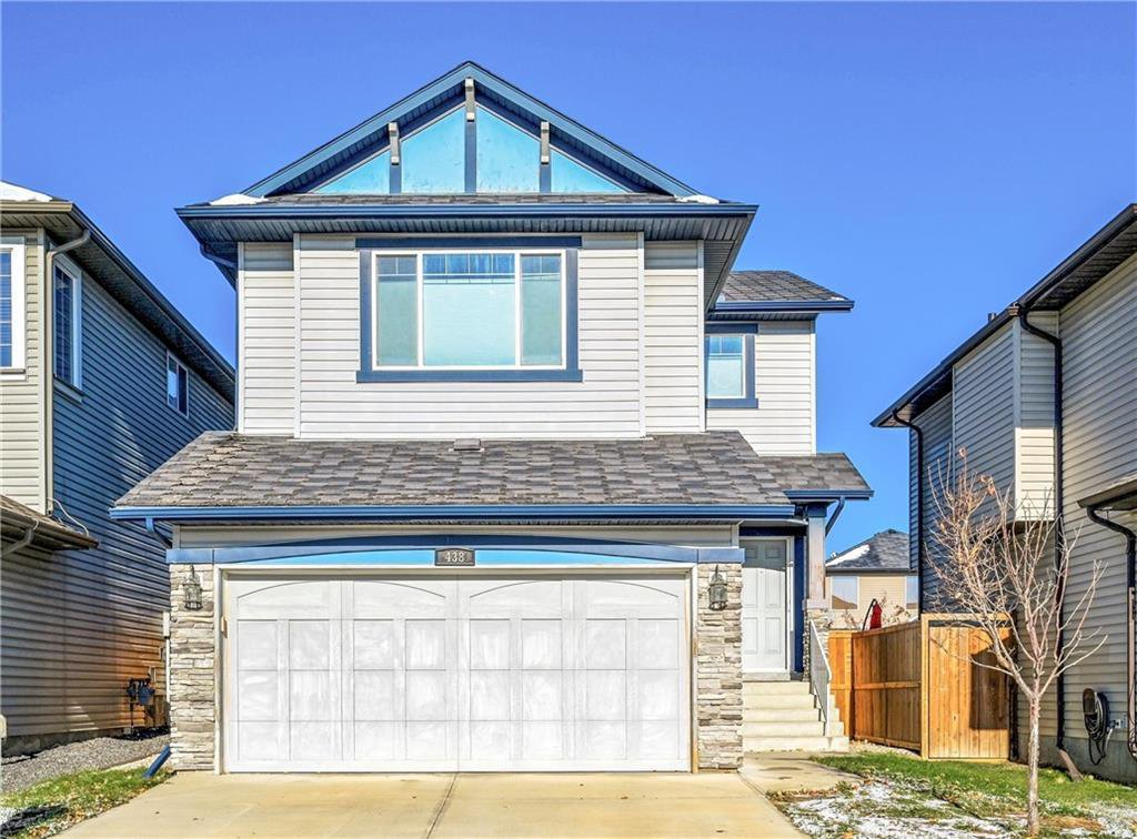 Main Photo: 438 NEW BRIGHTON Place SE in Calgary: New Brighton Detached for sale : MLS®# C4274069