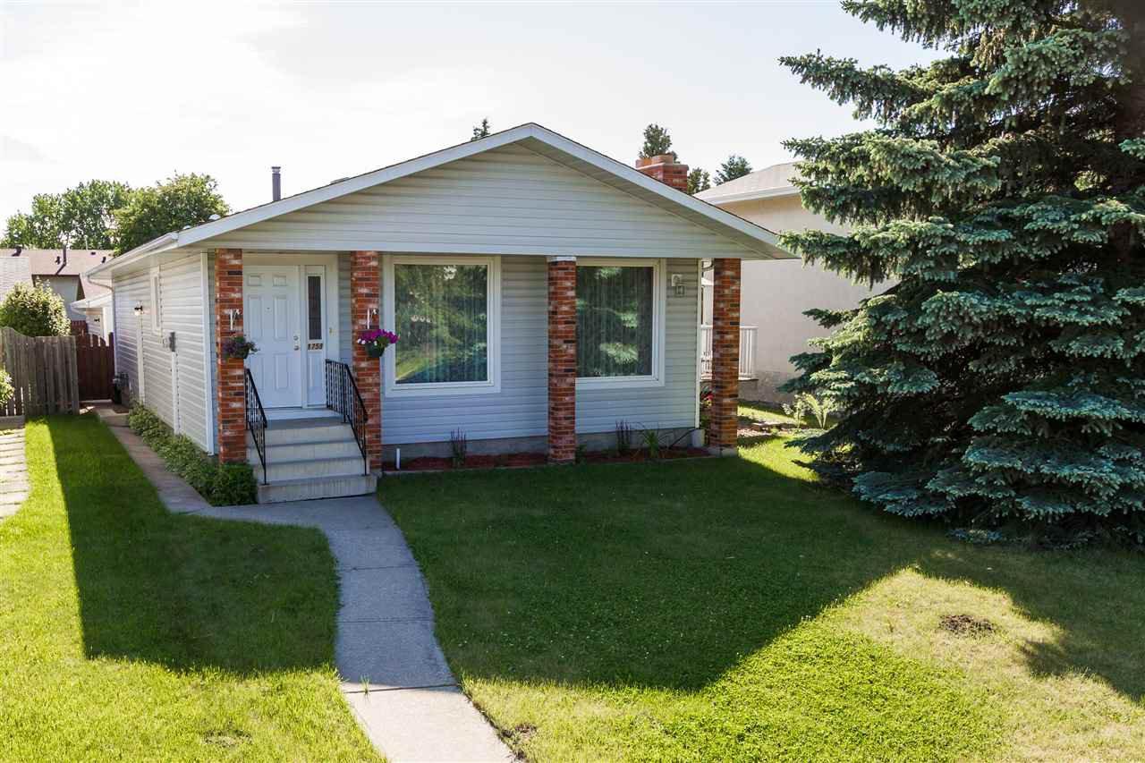 1751 62 Street Edmonton 4 Bed 2.5 Bath Family House For Sale E4202239