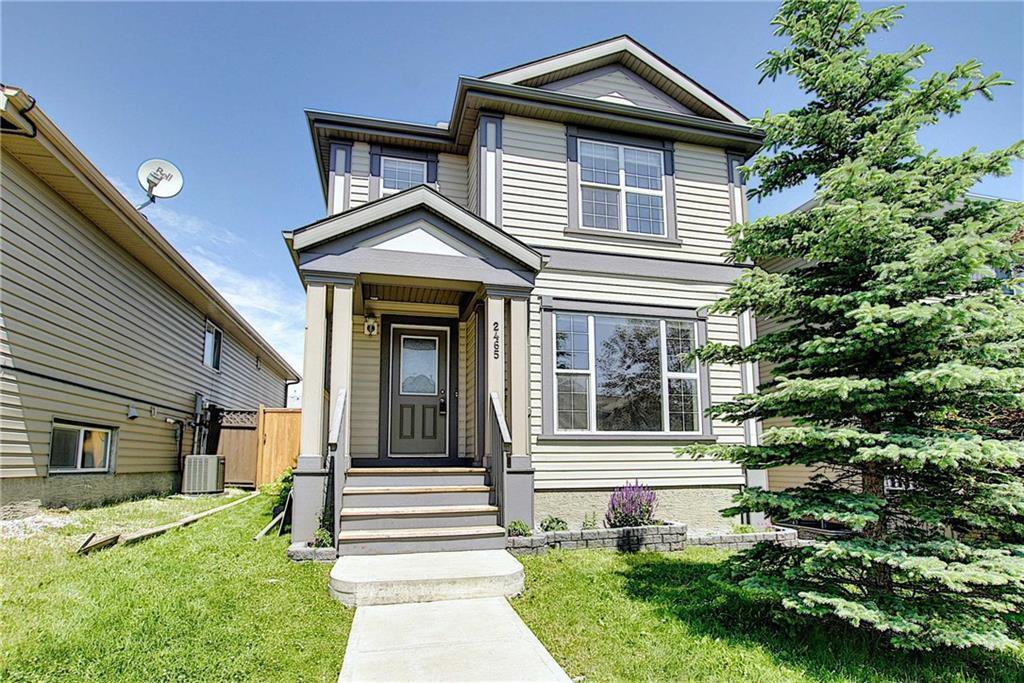 Main Photo: 2465 SAGEWOOD Crescent SW: Airdrie Detached for sale : MLS®# C4306167