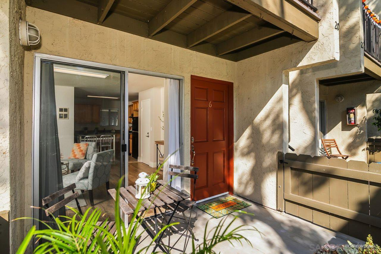 Main Photo: MISSION HILLS Condo for sale : 0 bedrooms : 2850 Reynard Way #6 in San Diego
