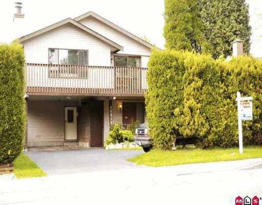 Main Photo: 11239 72ND AV in Delta: Scottsdale House for sale (N. Delta)  : MLS®# F2608471