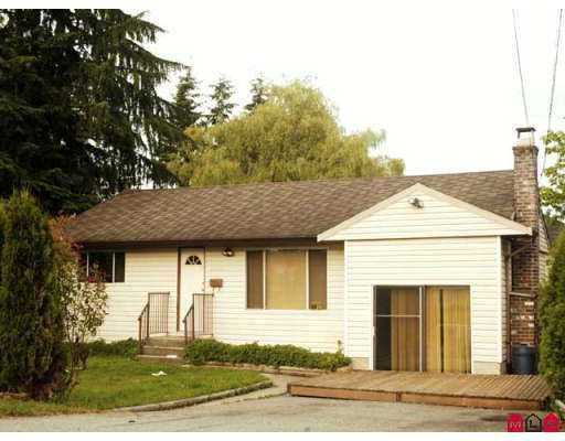 Main Photo: 10850 131A ST in Surrey: Whalley House for sale (North Surrey)  : MLS®# F2611730