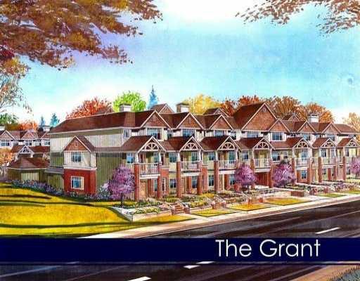 "Main Photo: 109 1567 GRANT AV in Port Coquiltam: Glenwood PQ Condo for sale in ""THE GRANT"" (Port Coquitlam)  : MLS®# V530976"