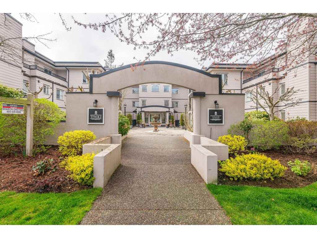 "Main Photo: 305 1533 BEST Street: White Rock Condo for sale in ""TIVOLI"" (South Surrey White Rock)  : MLS®# R2420687"