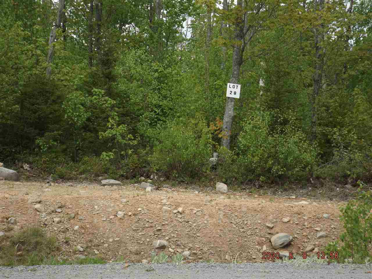 Photo 2: Photos: Lot 28 McKenzie Lane in Mount Uniacke: 105-East Hants/Colchester West Vacant Land for sale (Halifax-Dartmouth)  : MLS®# 201926620