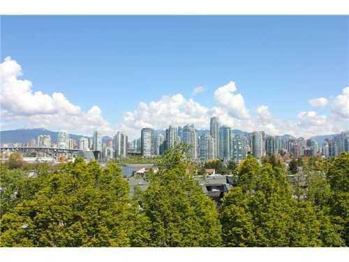 Main Photo: 303 1166 6TH Ave in Vancouver West: Home for sale : MLS®# V828768