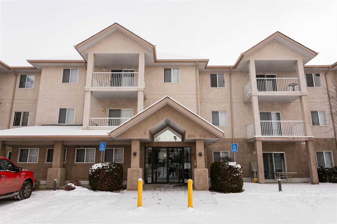 Main Photo: 329 16221 95 Street in Edmonton: Zone 28 Condo for sale : MLS®# E4182328