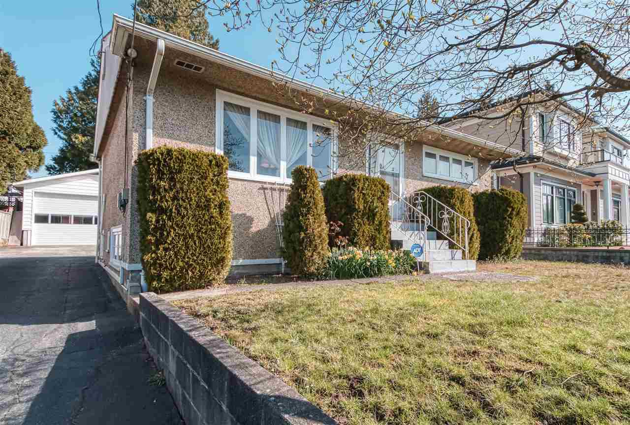 Main Photo: 4825 NEVILLE Street in Burnaby: South Slope House for sale (Burnaby South)  : MLS®# R2449707