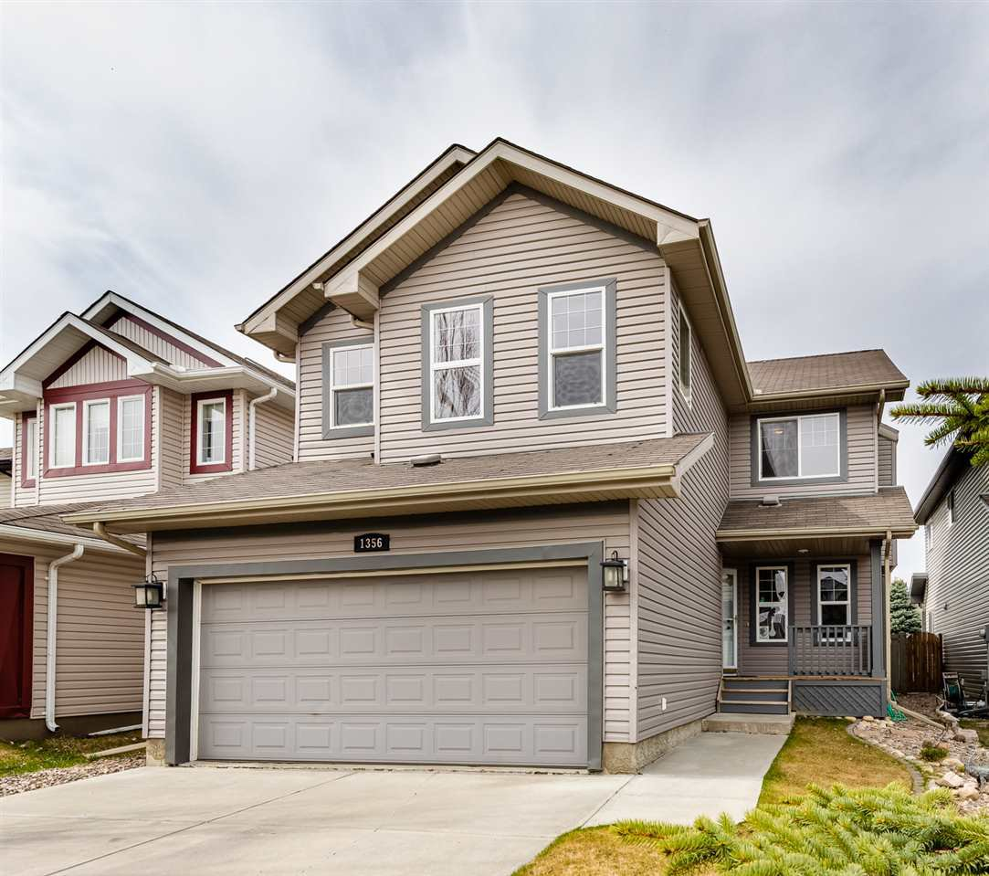 Main Photo: 1356 118A Street in Edmonton: Zone 55 House for sale : MLS®# E4195435