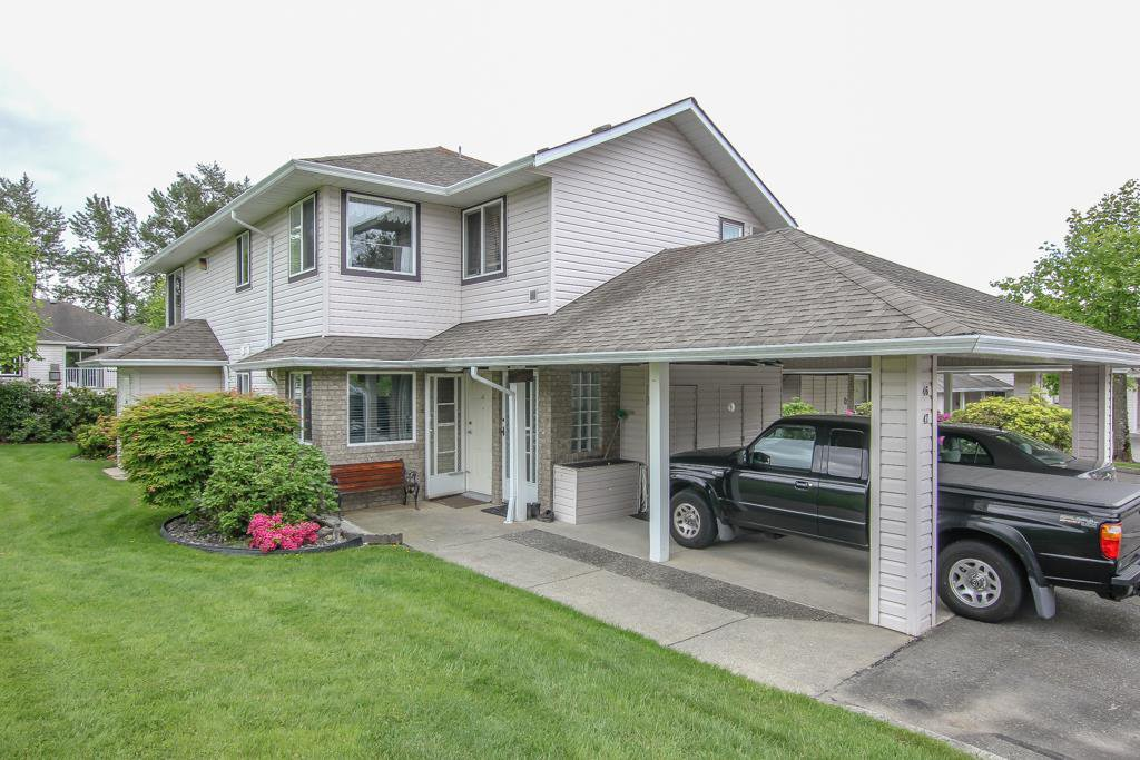 """Main Photo: 46 15020 66A Avenue in Surrey: East Newton Townhouse for sale in """"Sullivan Mews"""" : MLS®# R2458555"""