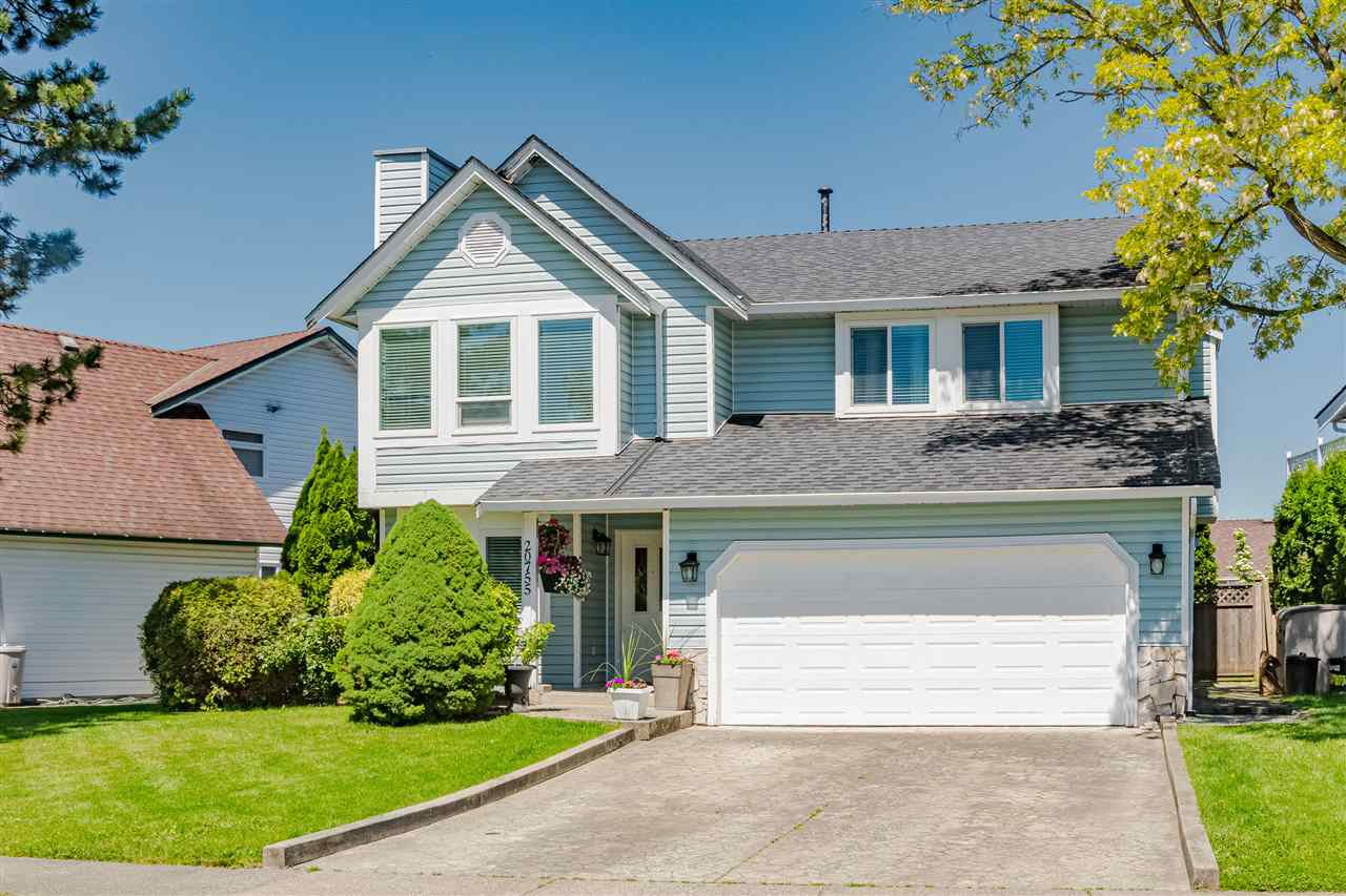"Main Photo: 20755 50B Avenue in Langley: Langley City House for sale in ""Excelsior Estates"" : MLS®# R2482483"
