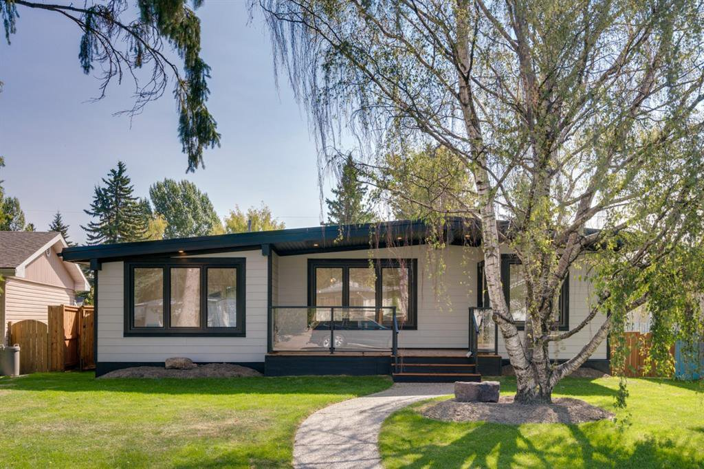 Main Photo: 4908 BROCKINGTON Road NW in Calgary: Brentwood Detached for sale : MLS®# A1032247