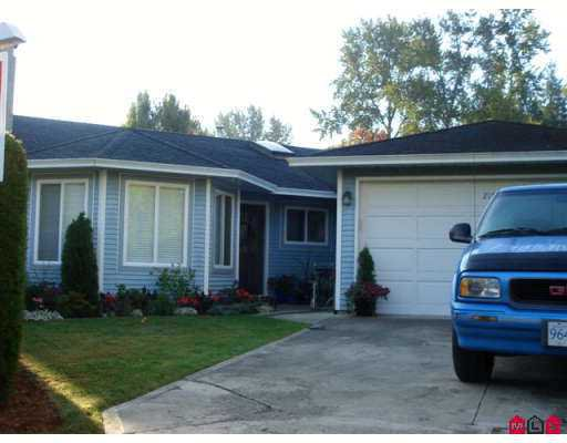 Main Photo: 21578 94A AV in Langley: Walnut Grove House for sale : MLS®# F2619301