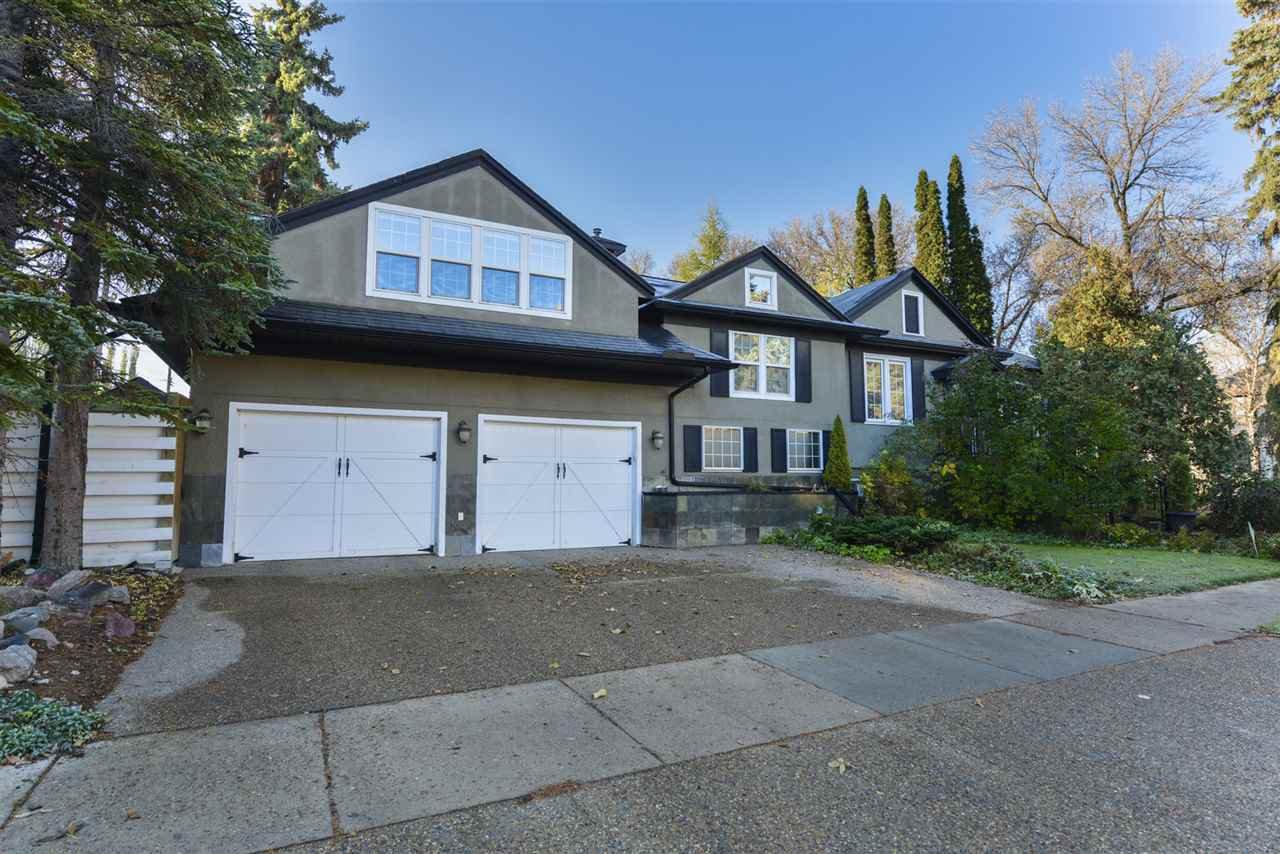 Main Photo: 10015 97 Avenue in Edmonton: Zone 12 House for sale : MLS®# E4177482