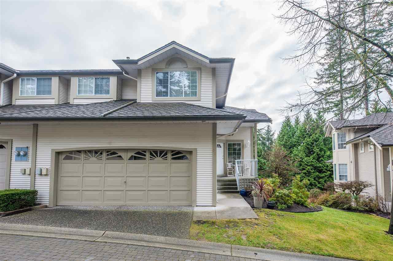 Main Photo: 97 101 PARKSIDE Drive in Port Moody: Heritage Mountain House 1/2 Duplex for sale : MLS®# R2423427