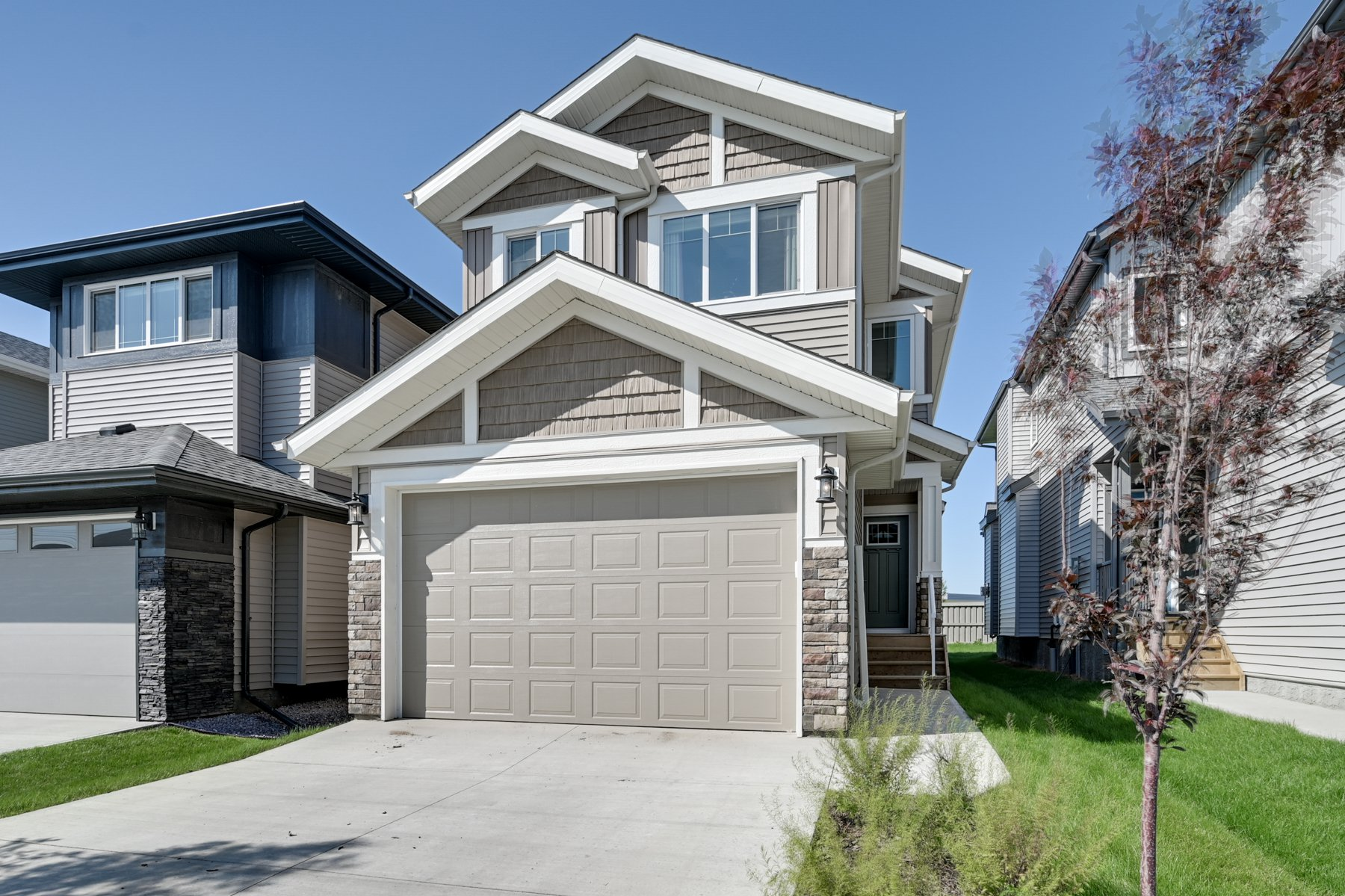 Main Photo: 8537 Cushing Place SW in Edmonton: House for sale
