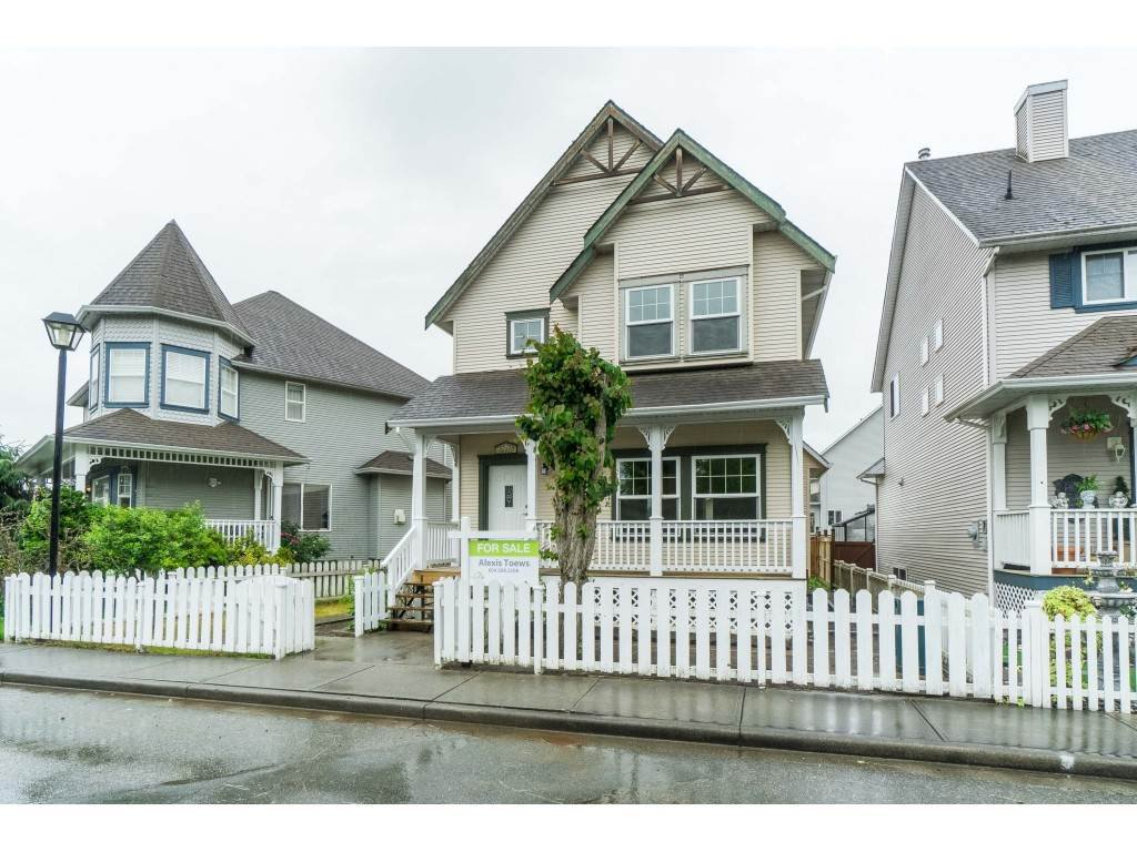 """Photo 2: Photos: 46410 CHESTER Drive in Chilliwack: Sardis East Vedder Rd House for sale in """"AVONLEA"""" (Sardis)  : MLS®# R2463780"""