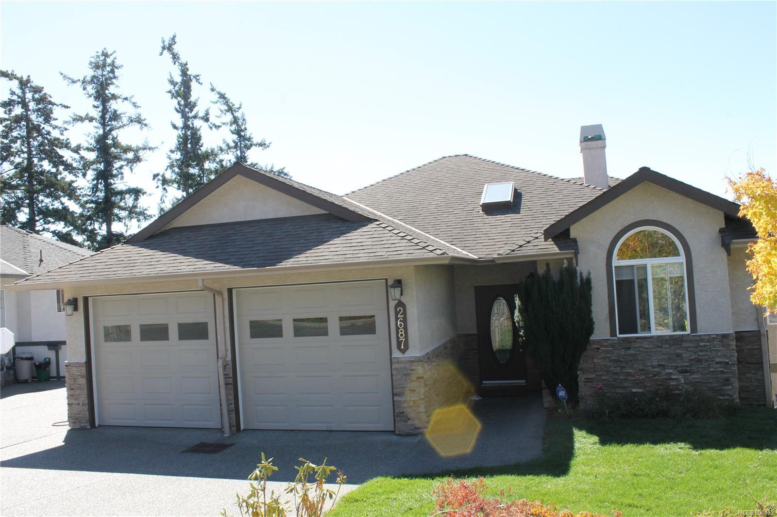 Main Photo: 2687 Nugget Terr in : La Atkins Single Family Detached for sale (Langford)  : MLS®# 854552