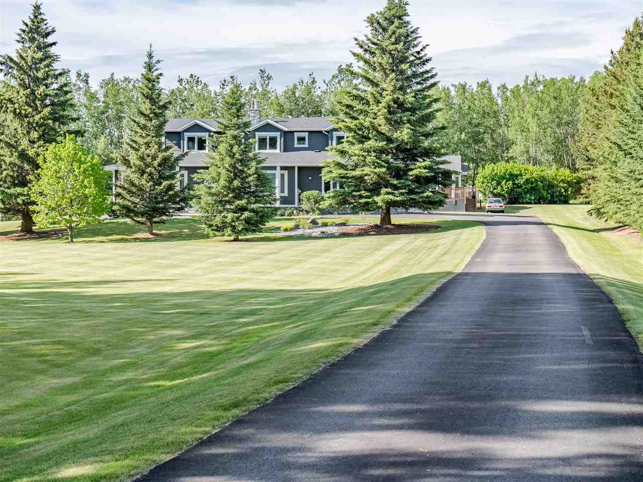 Main Photo: 182 52514 RGE RD 223: Rural Strathcona County House for sale : MLS®# E4213977