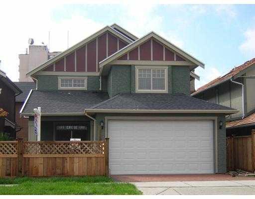 "Main Photo: 4240 GARRY Street in Richmond: Steveston South House for sale in ""GARRY RD."" : MLS®# V611330"