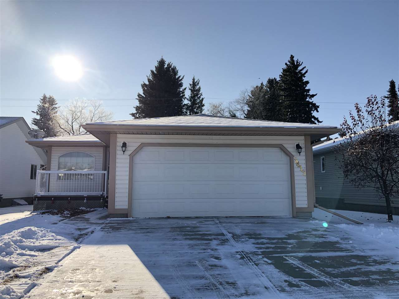 Main Photo: 5419 47 Avenue: Wetaskiwin House for sale : MLS®# E4165336