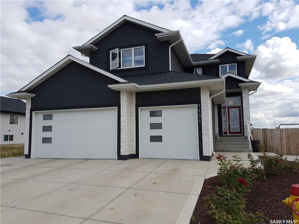 Main Photo: 1131 Werschner Crescent in Saskatoon: Rosewood Residential for sale : MLS®# SK793903