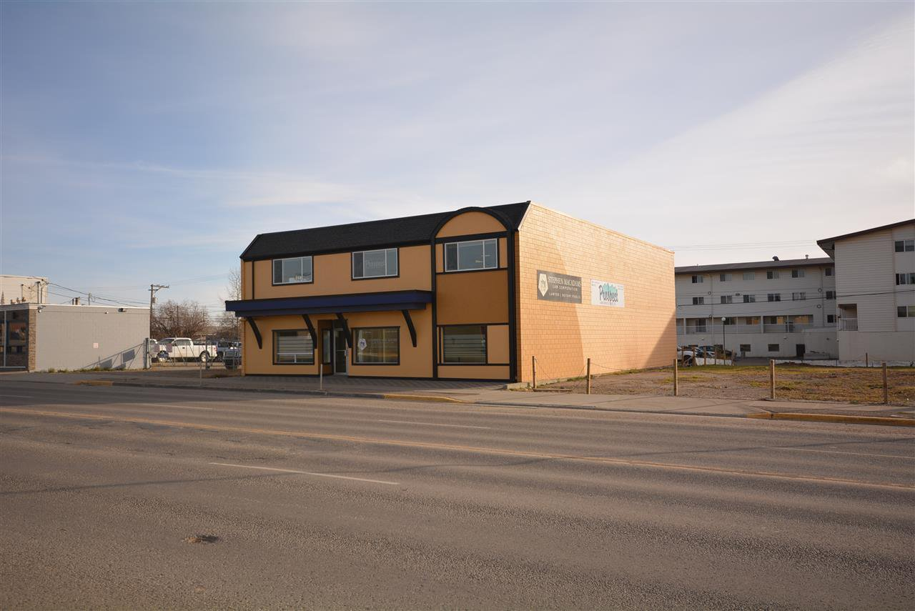 Main Photo: 202 10343 100 Avenue in Fort St. John: Fort St. John - City SW Office for lease (Fort St. John (Zone 60))  : MLS®# C8031360