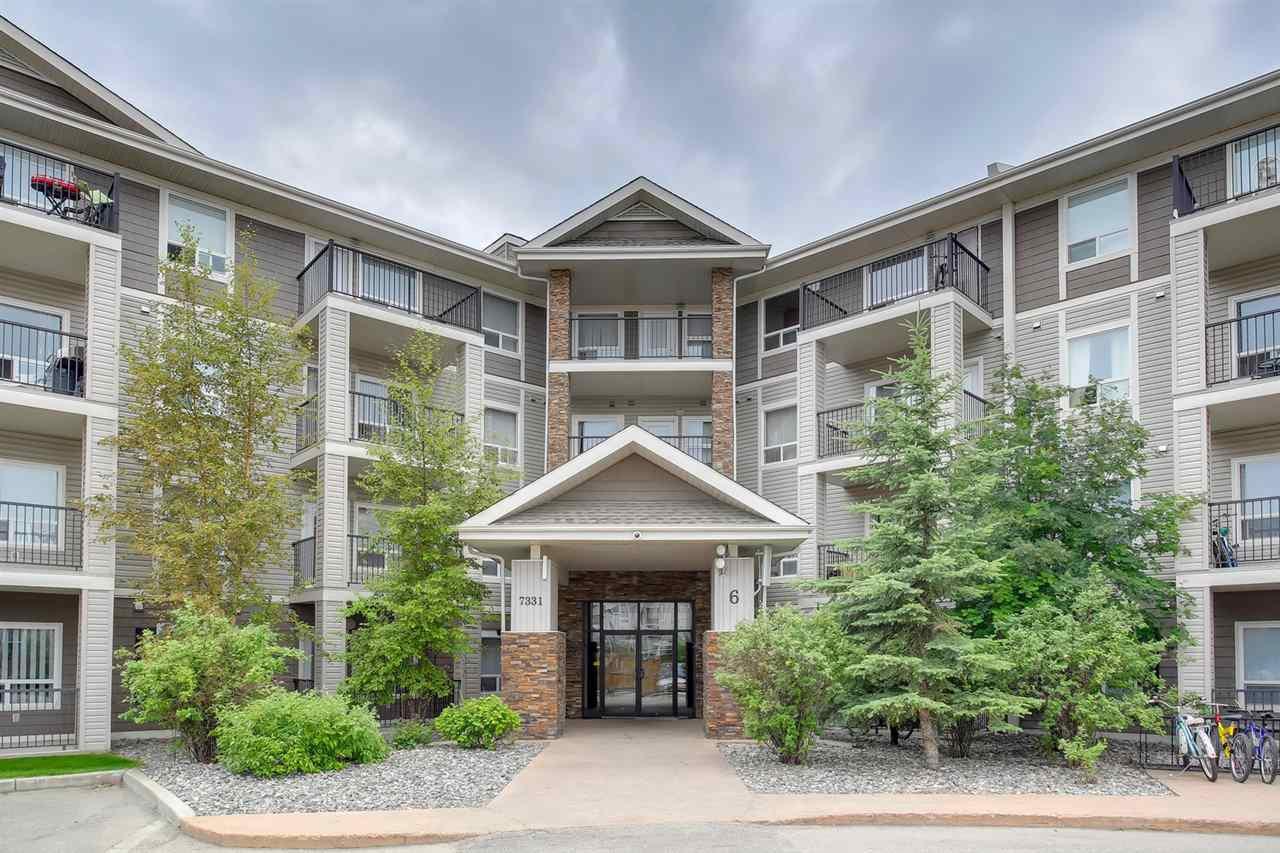 Main Photo: 6411 7331 SOUTH TERWILLEGAR Drive in Edmonton: Zone 14 Condo for sale : MLS®# E4203876
