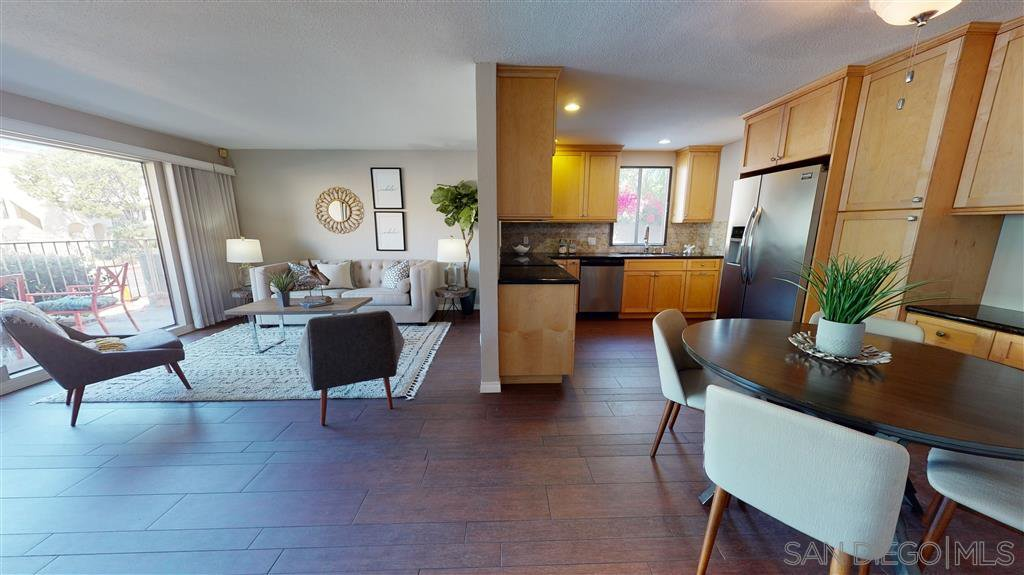 Main Photo: PACIFIC BEACH Condo for sale : 2 bedrooms : 3745 Riviera Dr #1 in San Diego