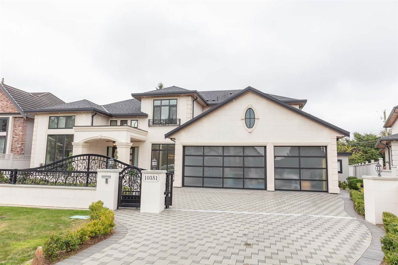 Main Photo: 10351 SEAHAM Crescent in Richmond: Ironwood House for sale : MLS®# R2505820