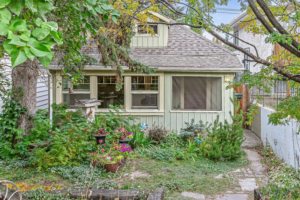 Main Photo: 1826 28 Avenue SW in Calgary: South Calgary Detached for sale : MLS®# A1040899