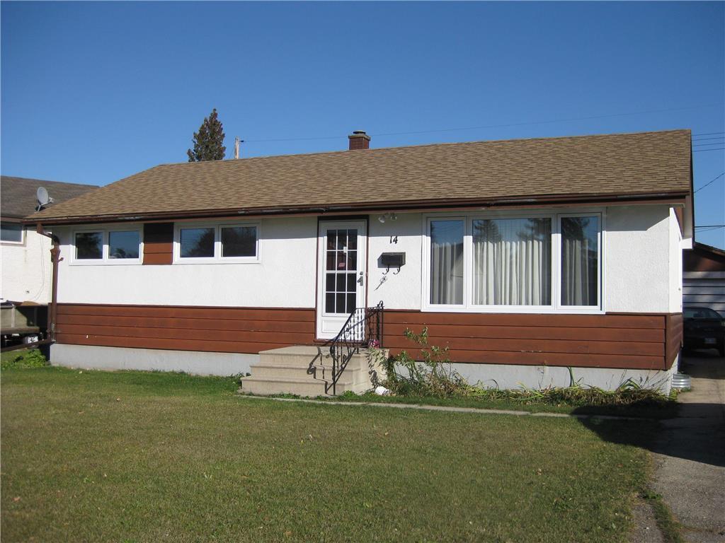 Main Photo: 14 Vincent Massey Boulevard in Winnipeg: Windsor Park Residential for sale (2G)  : MLS®# 202025939