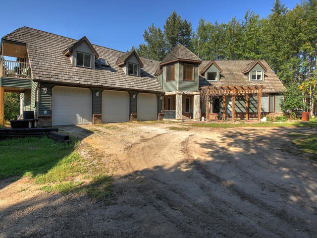 Main Photo: 44 52222 RGE RD 274: Rural Parkland County House for sale : MLS®# E4168378