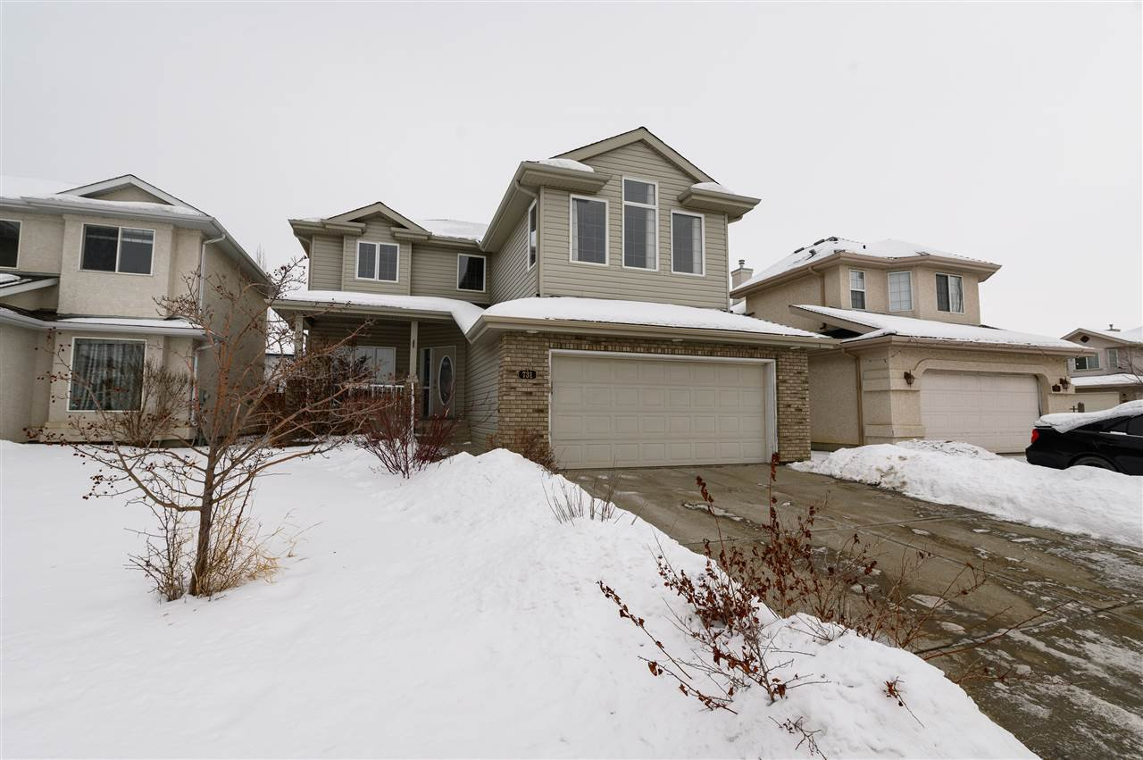 Main Photo: 731 108 Street in Edmonton: Zone 55 House for sale : MLS®# E4187309
