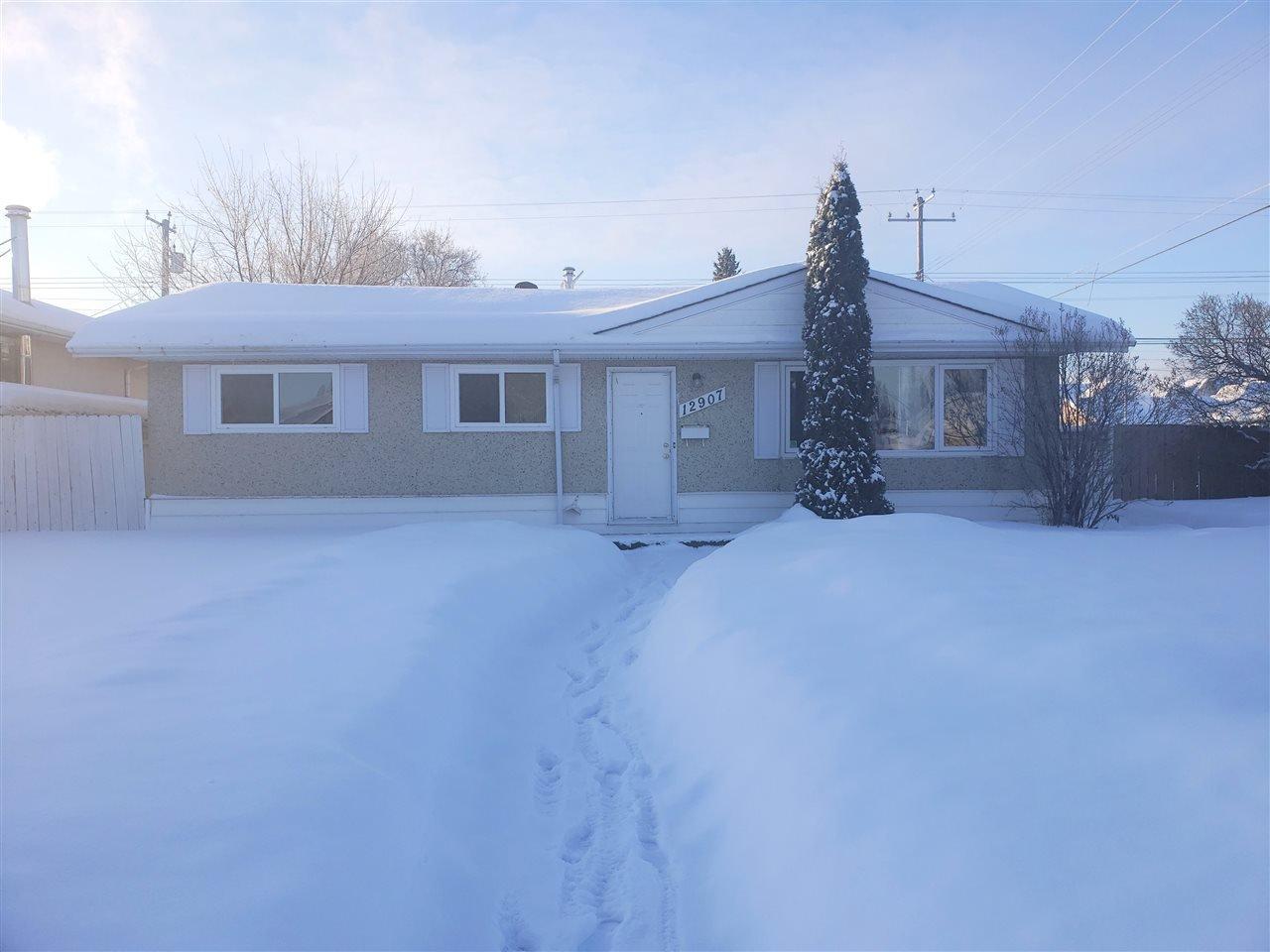 Main Photo: 12907 133 Avenue in Edmonton: Zone 01 House for sale : MLS®# E4187852